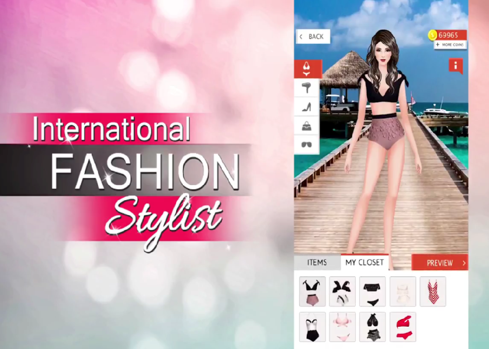 International Fashion Stylist Model Design Studio Money Mod Download Apk International Fashion Fashion Stylist Design Studio
