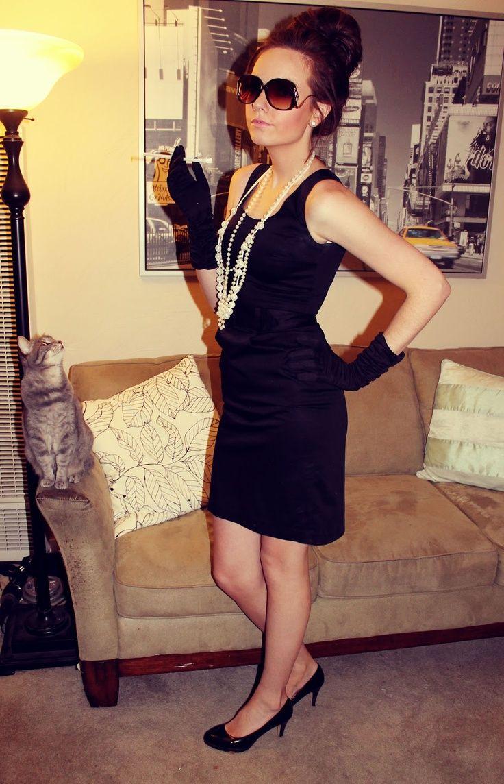 Audrey Hepburn Costume... Ok For Work