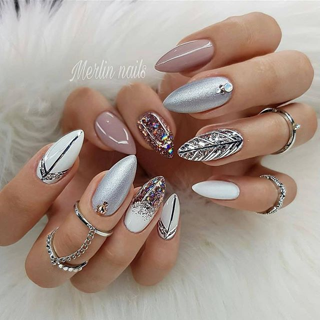 Glam Nail Art Design 1 Top Ideas To Try Recipes Hairstyles