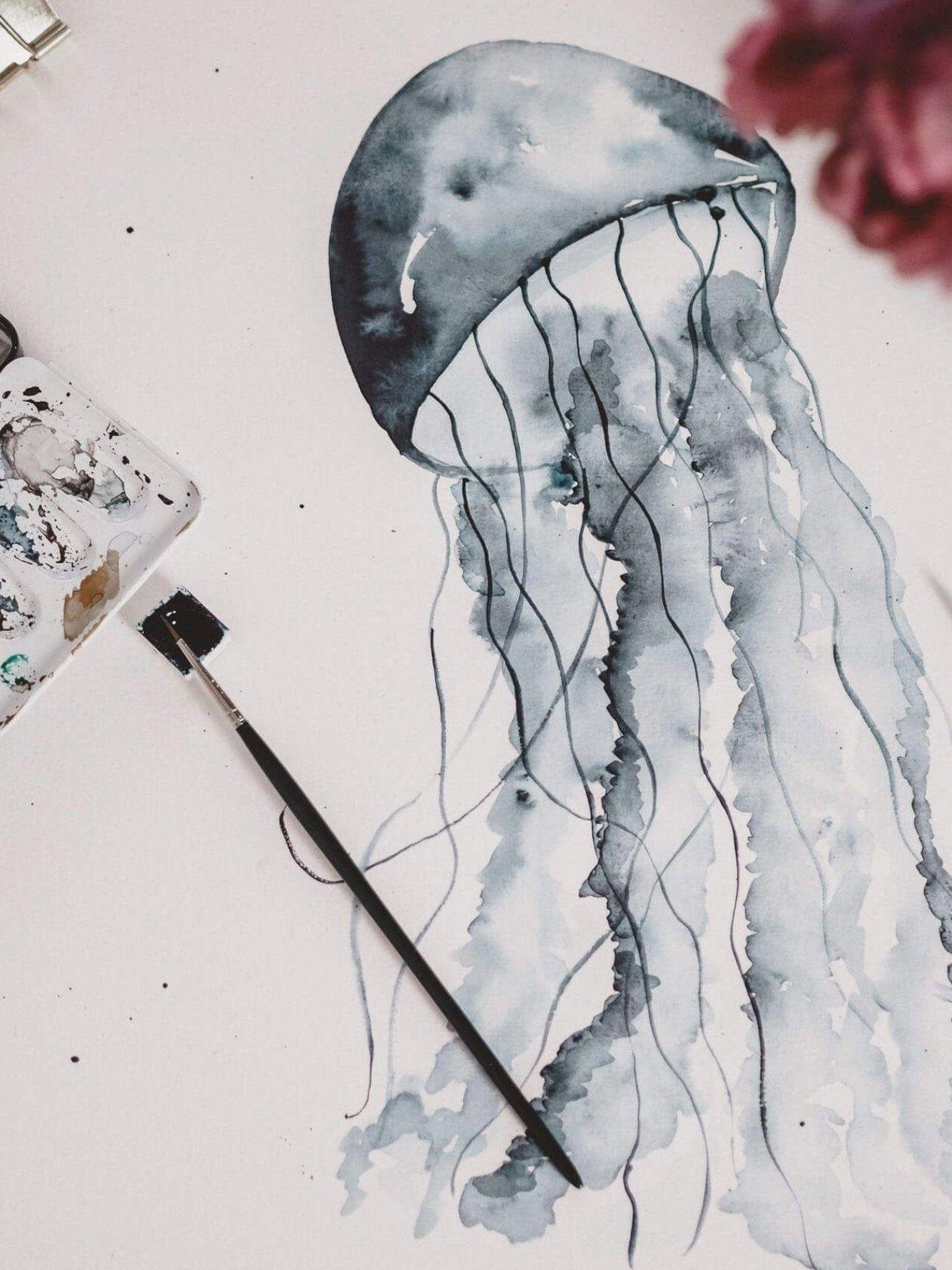 Peinture Fleur –