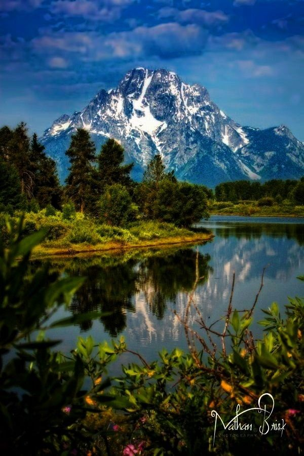 National Park photo by Nathan Brisk   Grand Tetons National Park photo by Nathan Brisk Nature Grand Tetons National Park photo by Nathan BriskGrand Tetons National Park p...