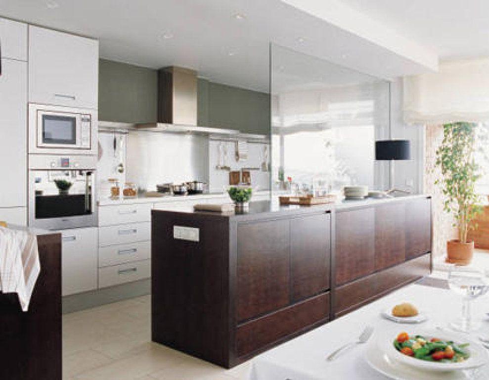 Separar la cocina del sal n c029 andres lorena for Puertas correderas para separar cocina de salon
