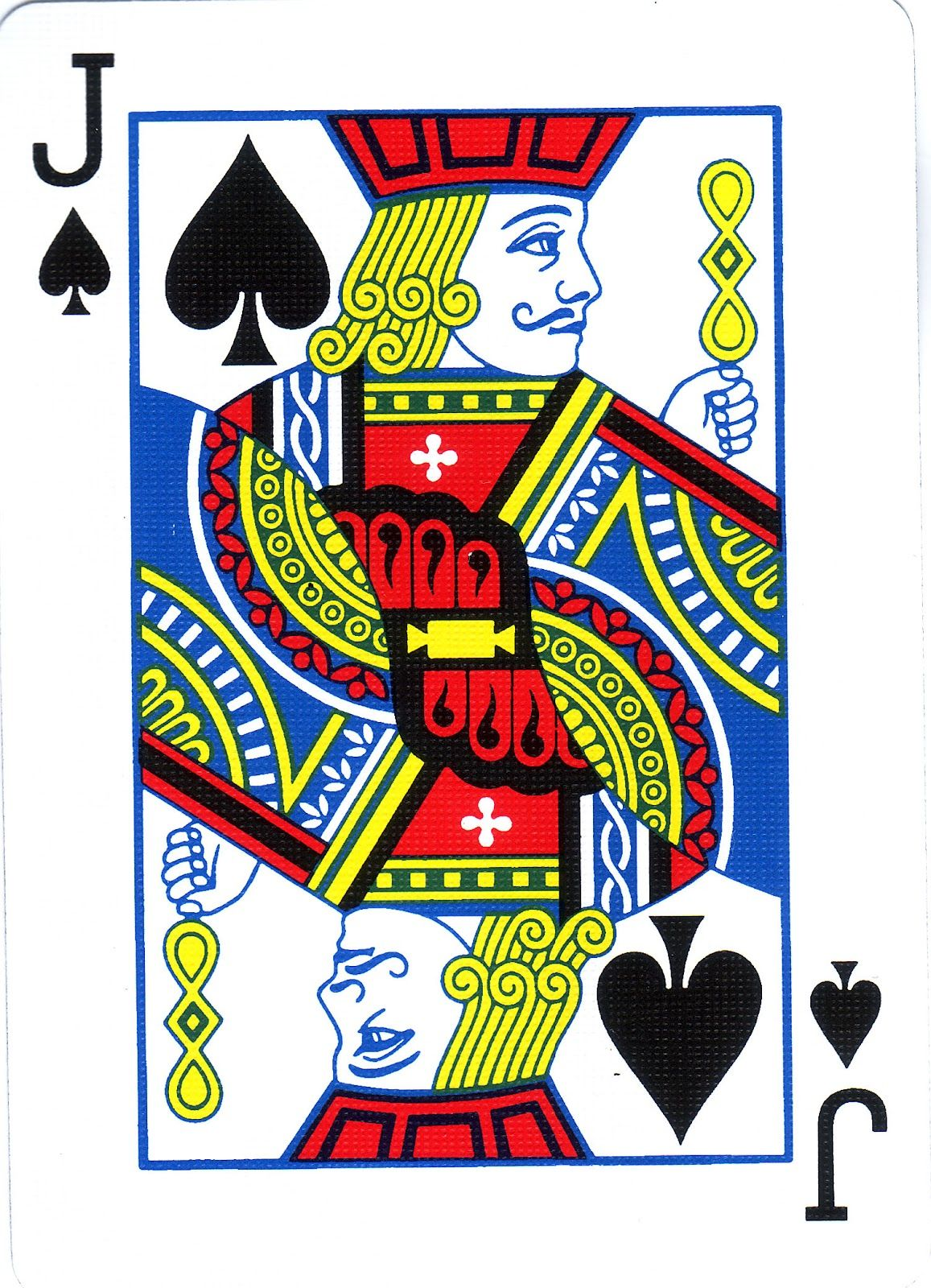 Jack Playing Card