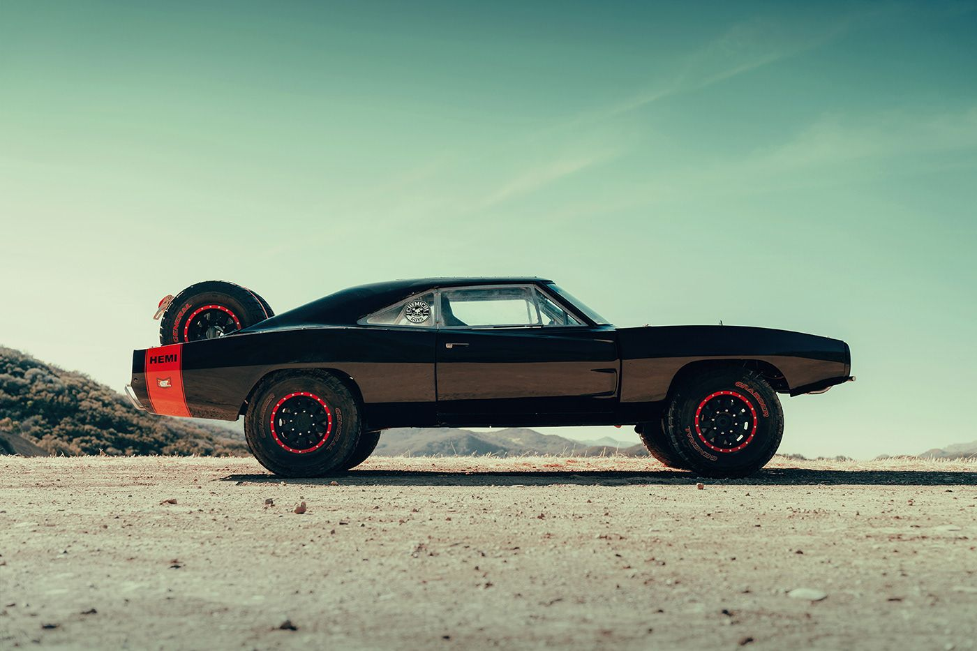 Dom Toretto S Off Road Charger Furious 7 On Behance Offroad