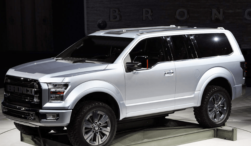 Ford Bronco Suv 2020, Specs Engine And Price Ford bronco