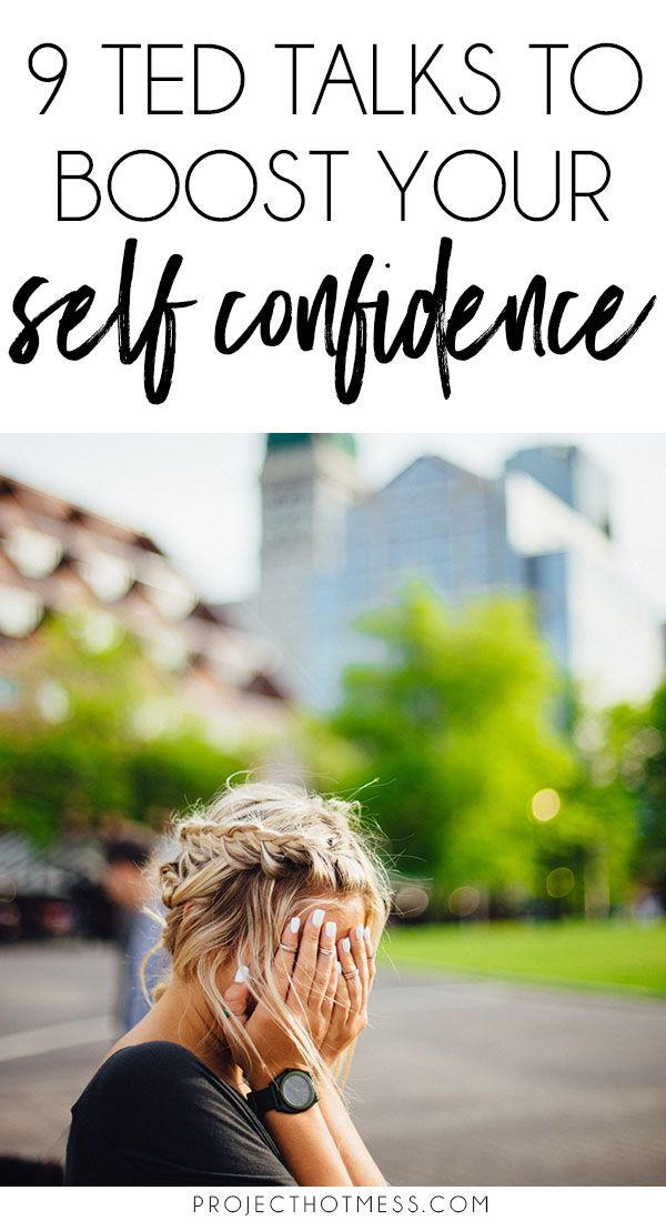 Every now and then we need a confidence boost, sometimes more than others. Listen to these TED talks