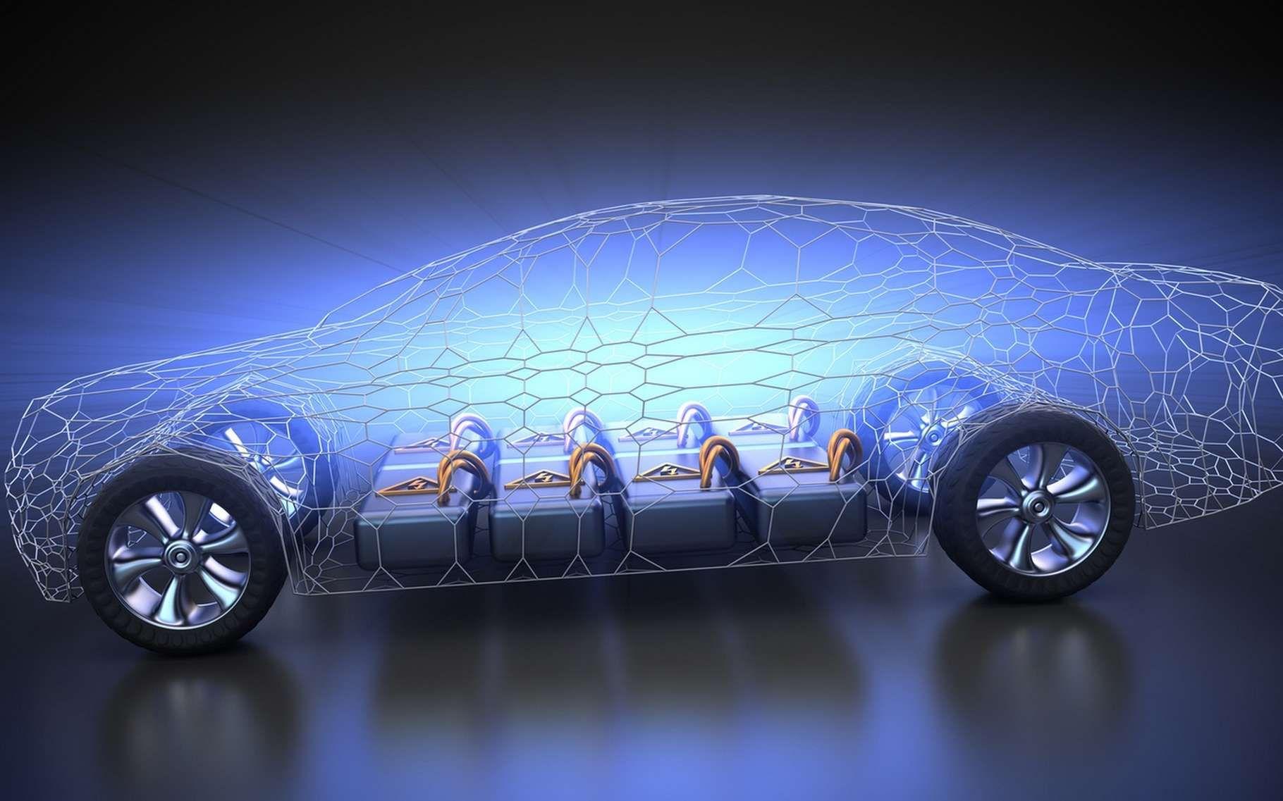 batterie voiture autonomie