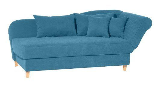 recamiere 39 samantha 39 mit schlaffunktion und bettkasten. Black Bedroom Furniture Sets. Home Design Ideas