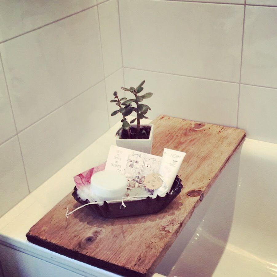 Badewannenablage Deko Diy Badezimmer Ablage Badewanne Ablage Badewannentablett