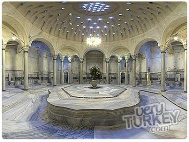 Turkish Baths In Turkey Hamam