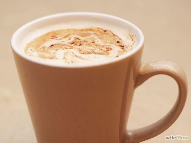 Wie man einen Latte macht - wikiHow - F: Koffein - # ...