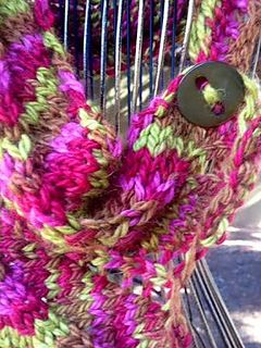 Chunky Garden Wrap, see the new pattern on ravelry.com Garden_closeunnamed__1__small2