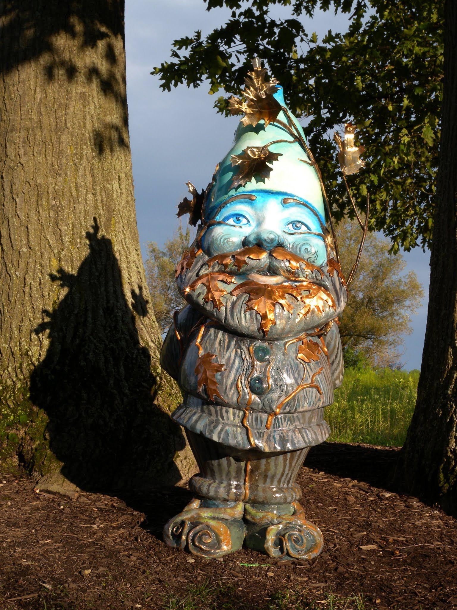 Kirkland, Ohio - Holden Arboretum \'Gnome and Garden\' 2011 ...