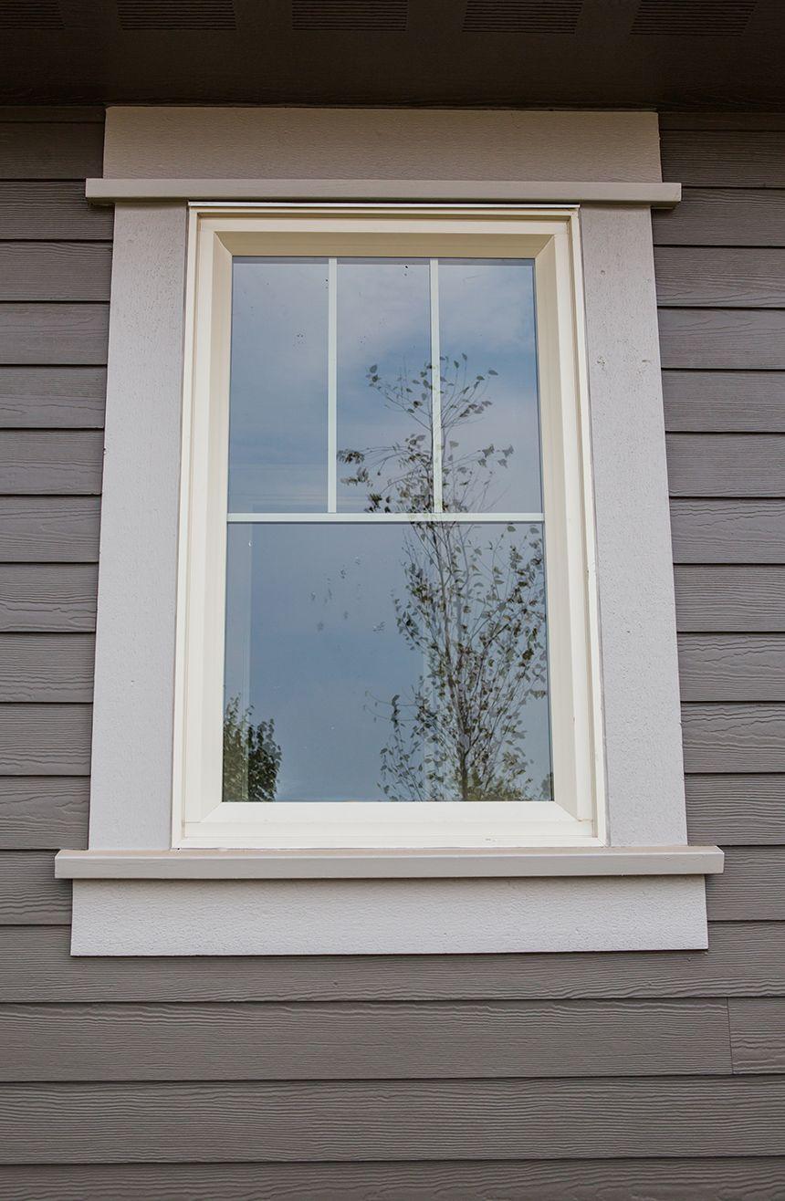 Medium Of Window Trim Ideas