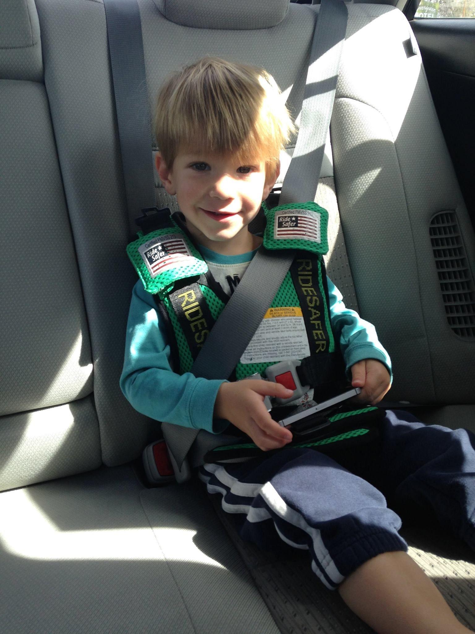 Tummy Shield Travel car seat, Travel vest, Travel