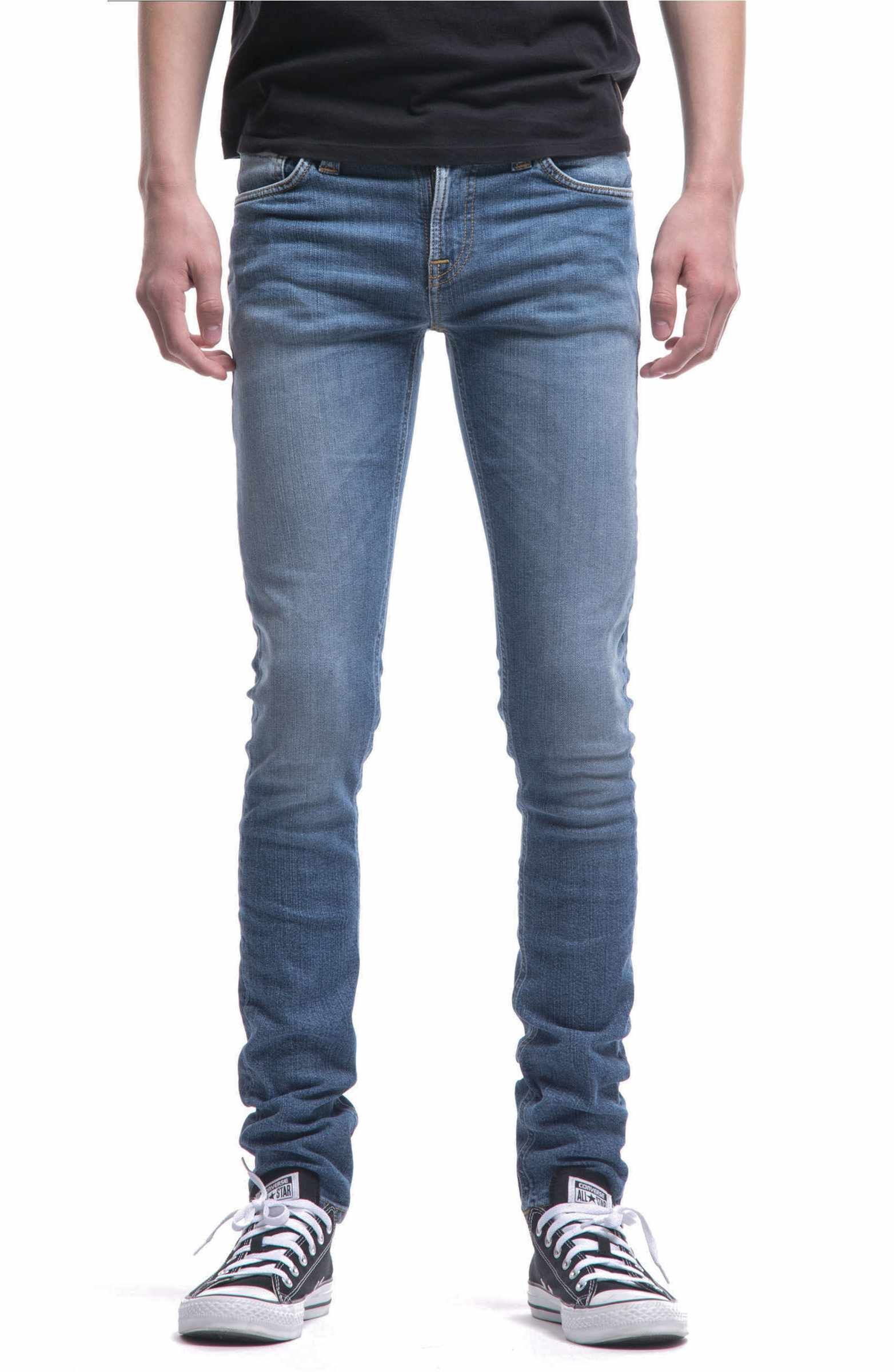 8d9a7781fb87 Nudie Jeans Tight Terry skinny fit jeans