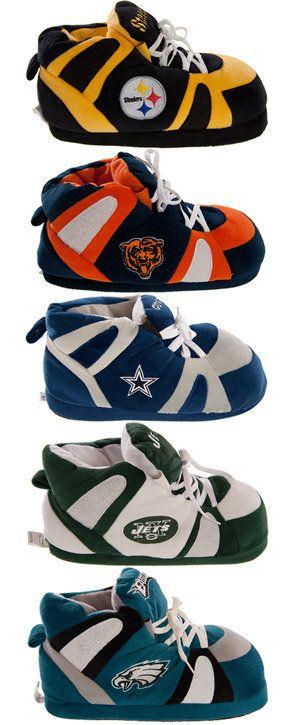 ComfyFeet NFL Sneaker Slippers: Ultra