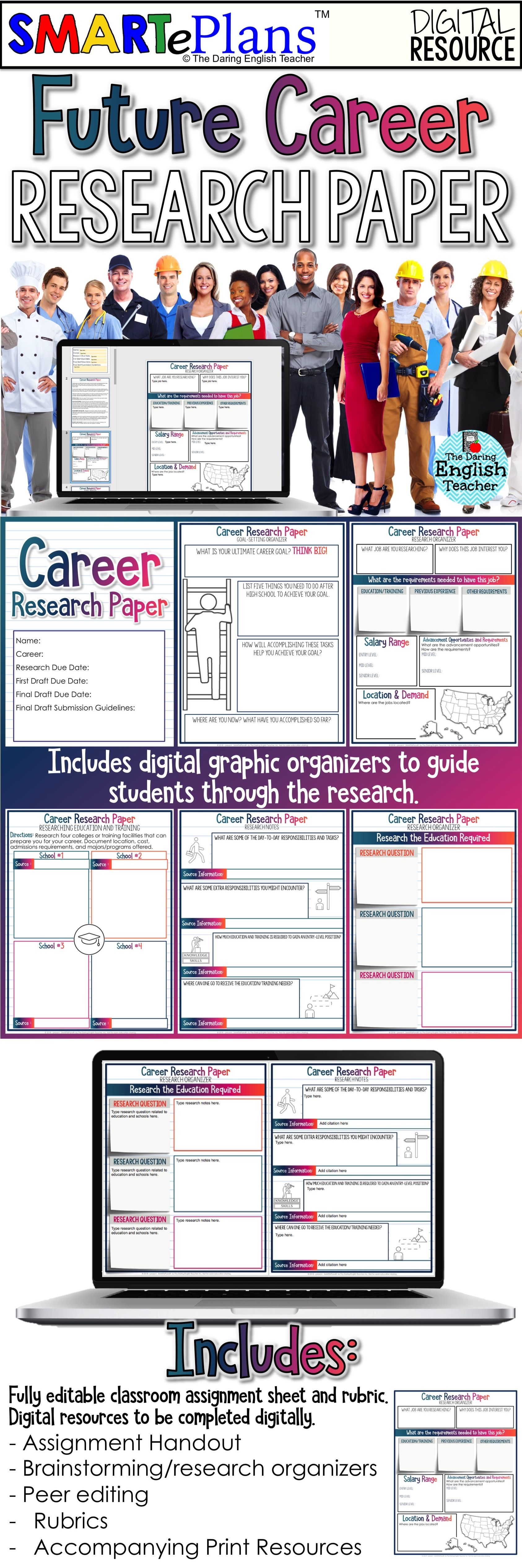 Smarteplans Digital Career Research Paper With Images