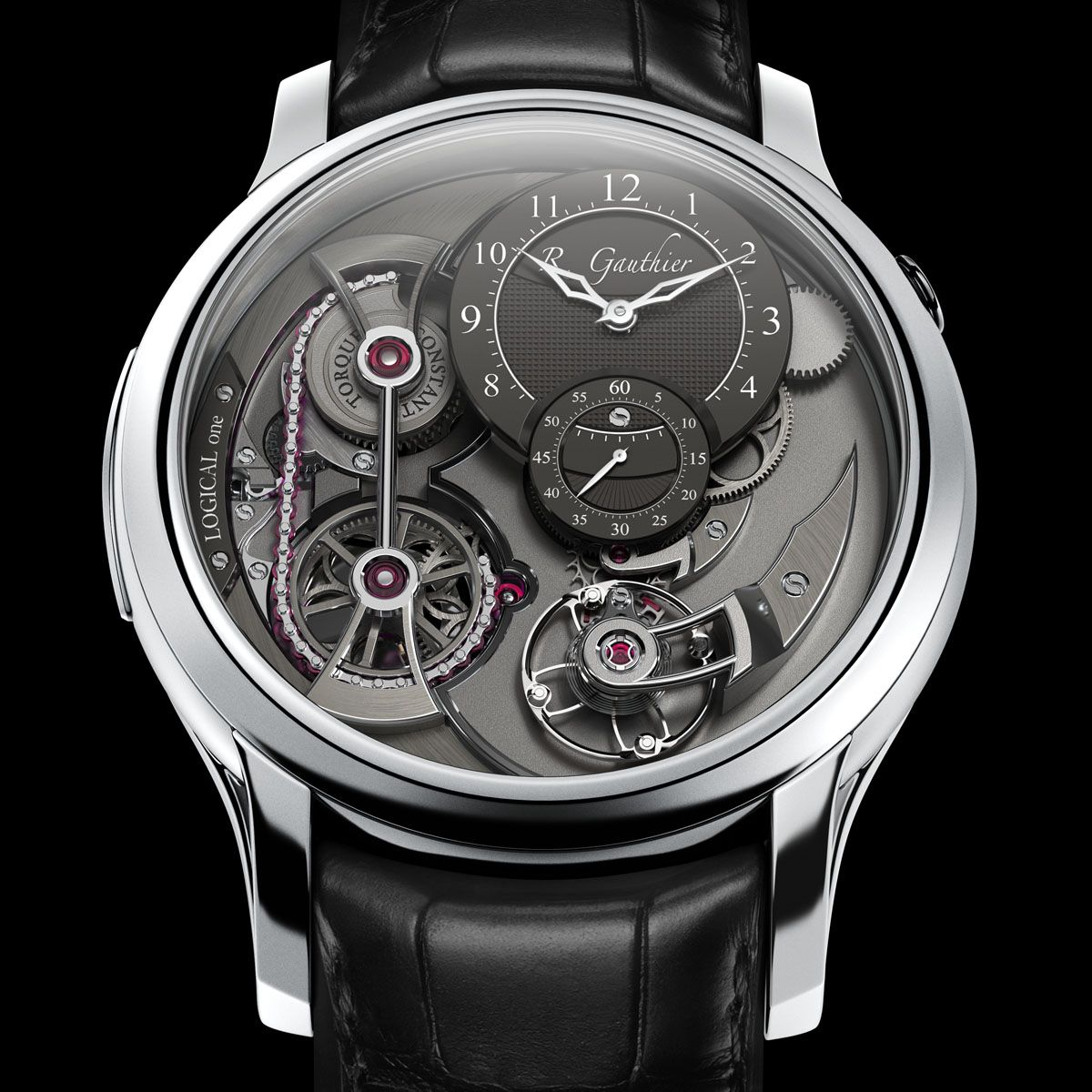 La Romain Gauthier Logical One @DestinationMars