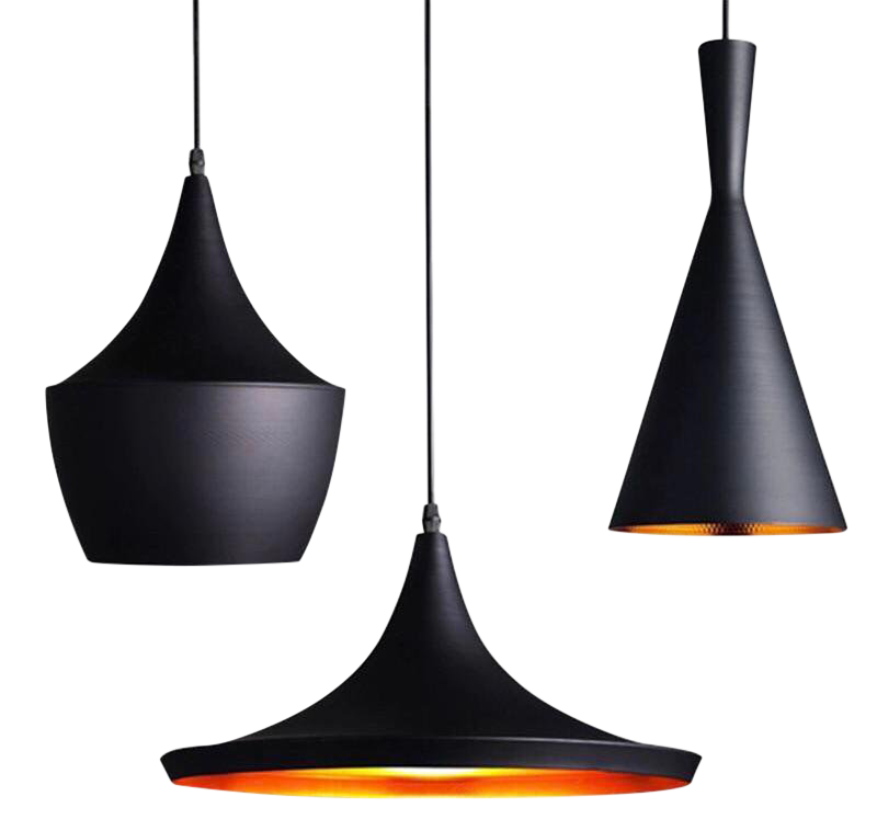 Tom Dixon Beat Pendant Lamps Set Of 3 On Chairish Com Pendant Lamp Lamp Sets Lamp