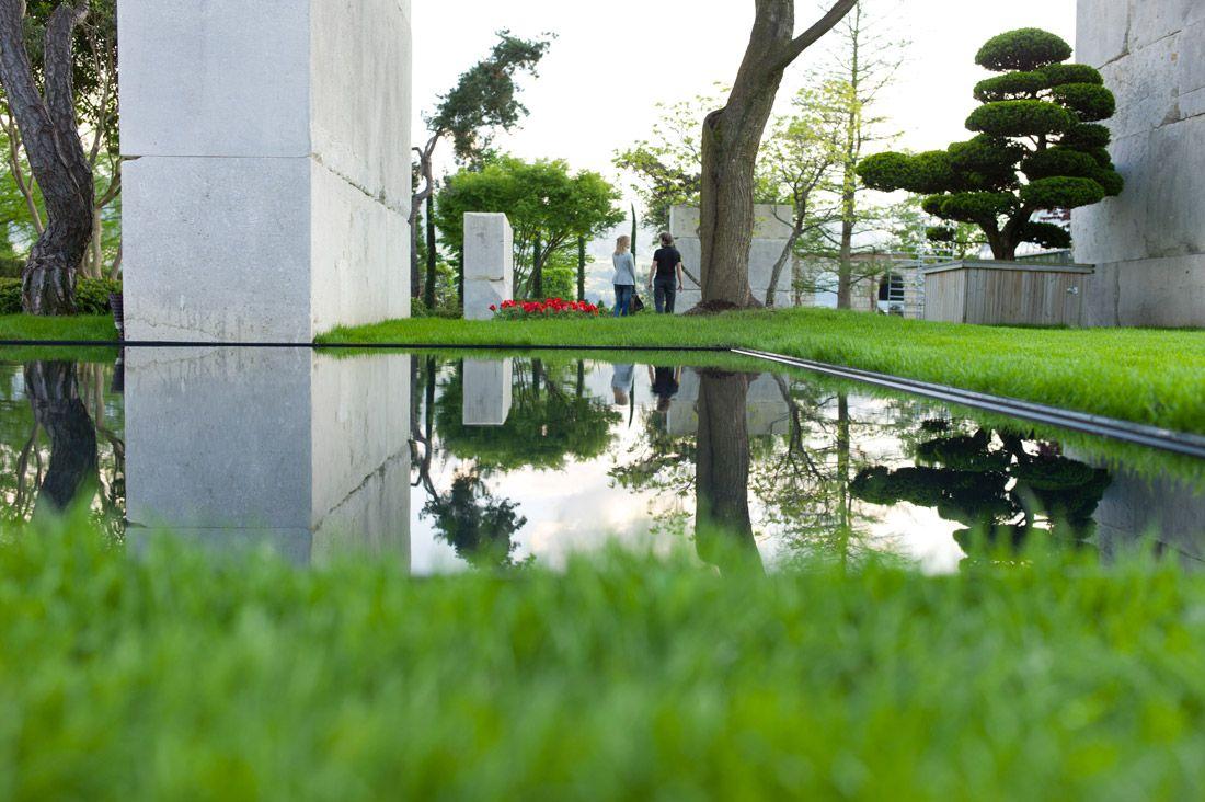 tree museum-enea garden, upper lake zurich, switzerland. 75,000 sq, Garten und erstellen