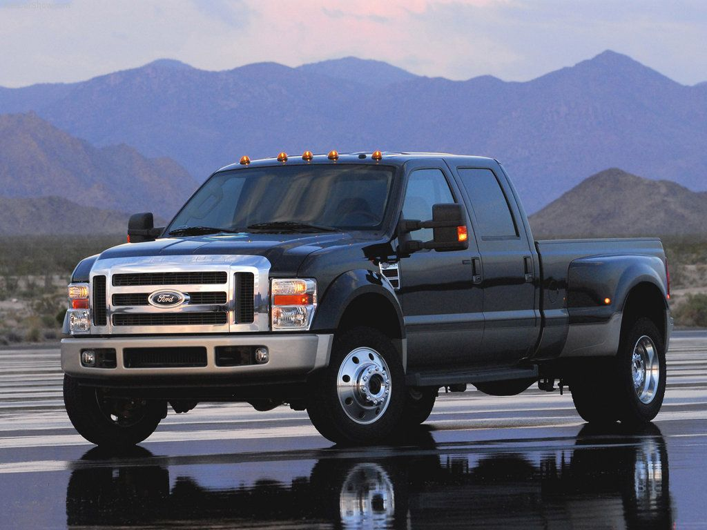 Ford 2008 ford f 450 super duty
