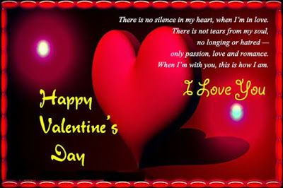 Happy Valentines Day Romantic Quotes For My Husband With Images | Valentine message for husband. Valentines day messages. Happy valentine day quotes