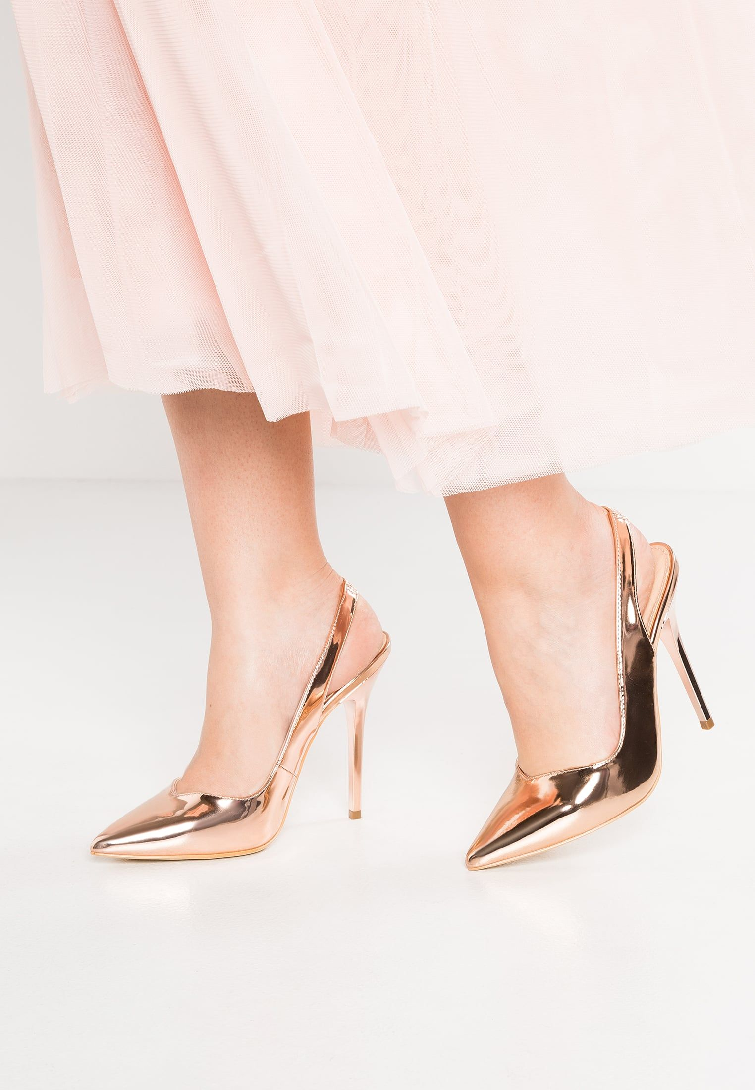 factory price 8830d 45a0c Office HIGHLIFE - High Heel Pumps - rose gold mirror für € 74,95 (09.09.17)  versandkostenfrei bei Zalando.at bestellen.