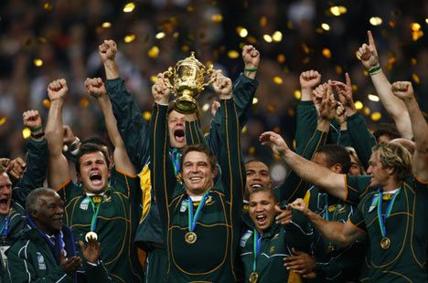 White Overwhelmed By World Cup Win World Cup Rugby World Cup Rugby