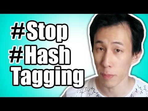 Stop Hashtagging Everything- YouTube