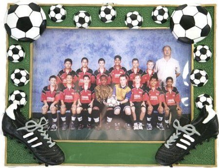 Amazon Com Soccer Picture Frame Home Kitchen Soccer Birthday Theme Soccer Pictures Soccer Birthday