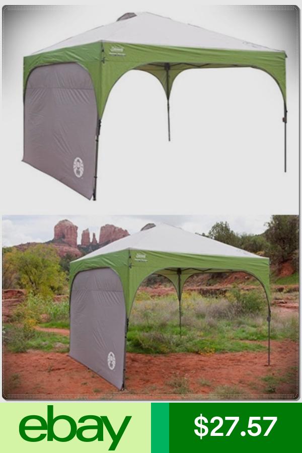 Coleman Awnings Canopies Home Garden Ebay Canopy Tent Outdoor Design Outdoor