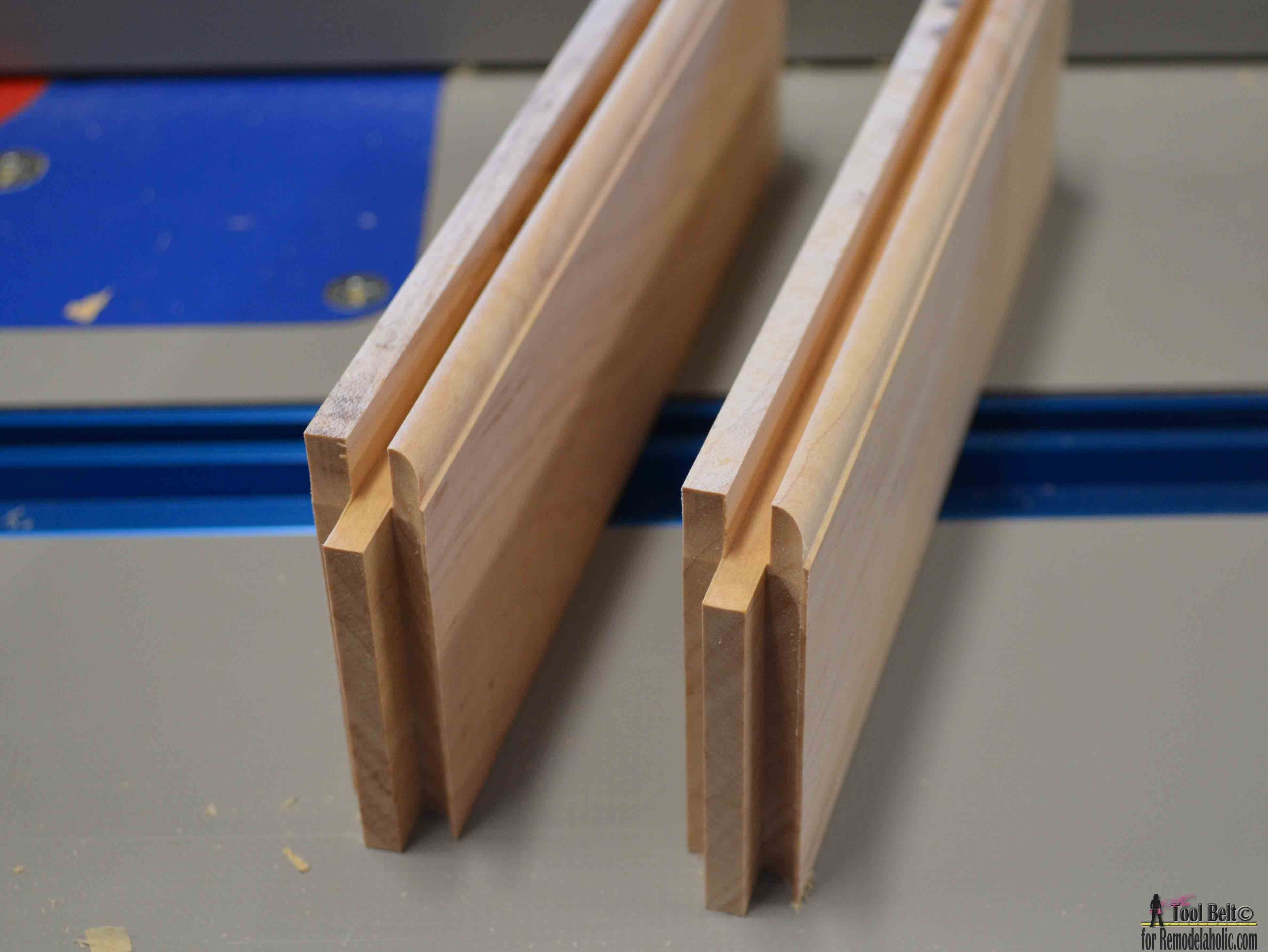 Router Bits To Make Raised Panel Cabinet Doors Httpadvice Tips
