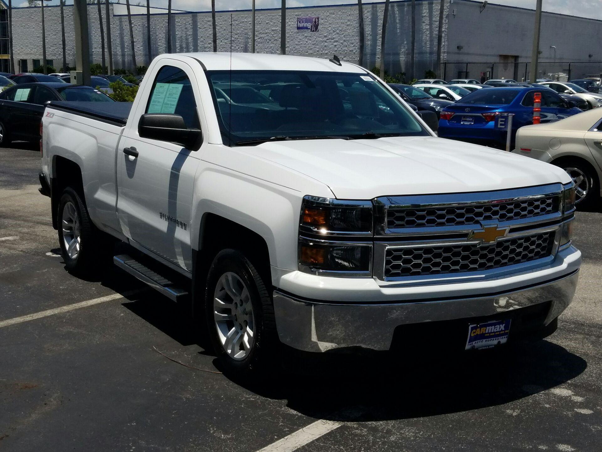 Used 2014 Chevrolet Silverado 1500 In Jacksonville Florida
