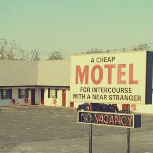 Cheap Motels, Funny Pictures, Funny Signs
