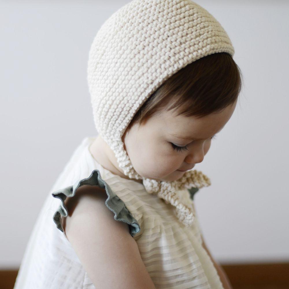 Image of CAPOTA DUENDE (avec images)   Enfants stylés, Tricot layette, Tricot