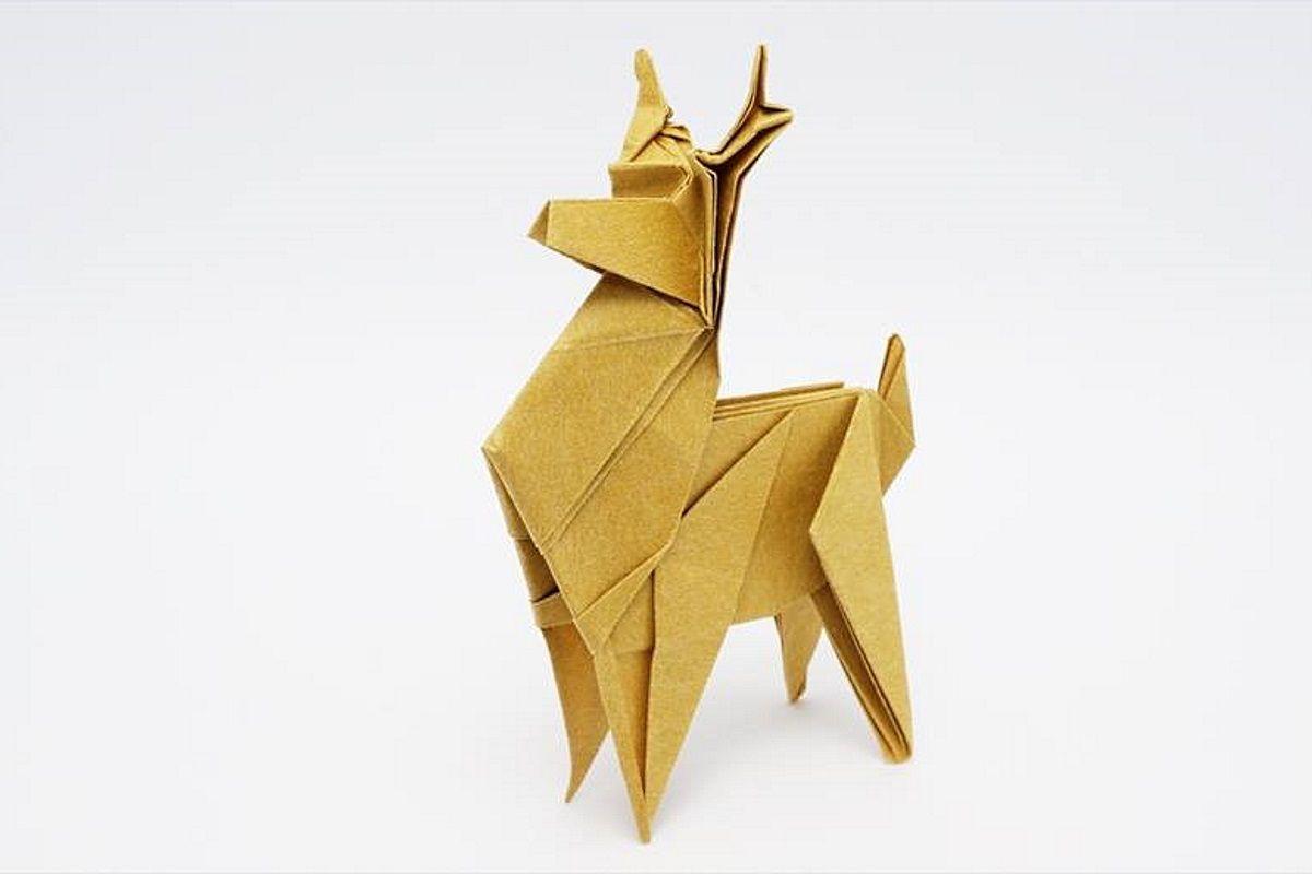 картинка фигурки из оригами алтайского края