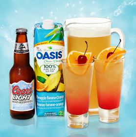NinjaDiva: Beer Cocktails