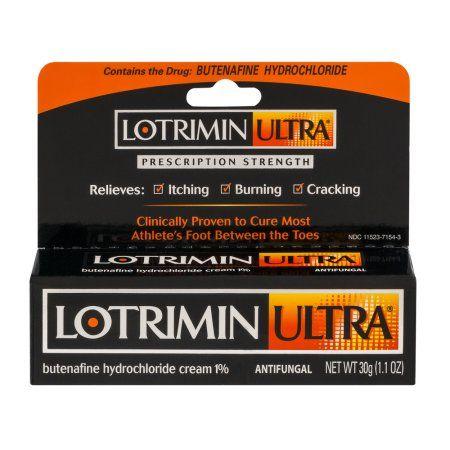Lotrimin Ultra Prescription Strength Antifungal Cream, 1.1 OZ