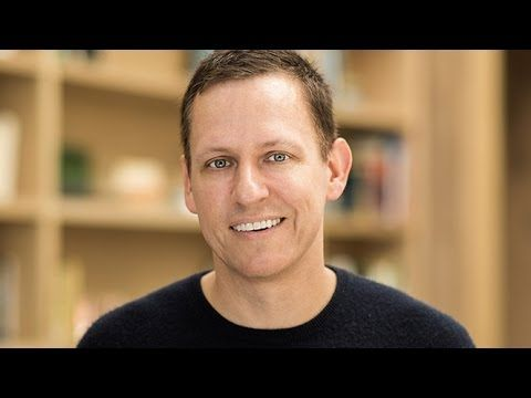 Peter thiel on cryptocurrency