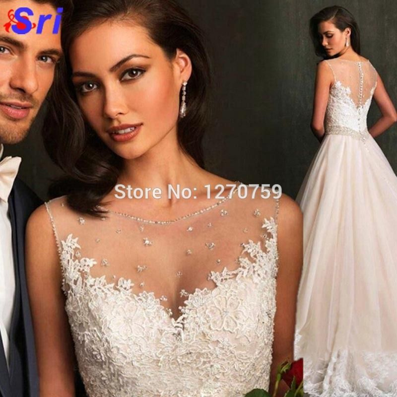 Find More Wedding Dresses Information about Hot Selling A Line Cheap Bridal Dress Sexy Hollow Out Lace Chiffon Women Wedding Dress Vernassa,High Quality wedding dresses mother,China dress women plus size Suppliers, Cheap wedding dress hair styles from Sritrade International Co., Ltd on Aliexpress.com