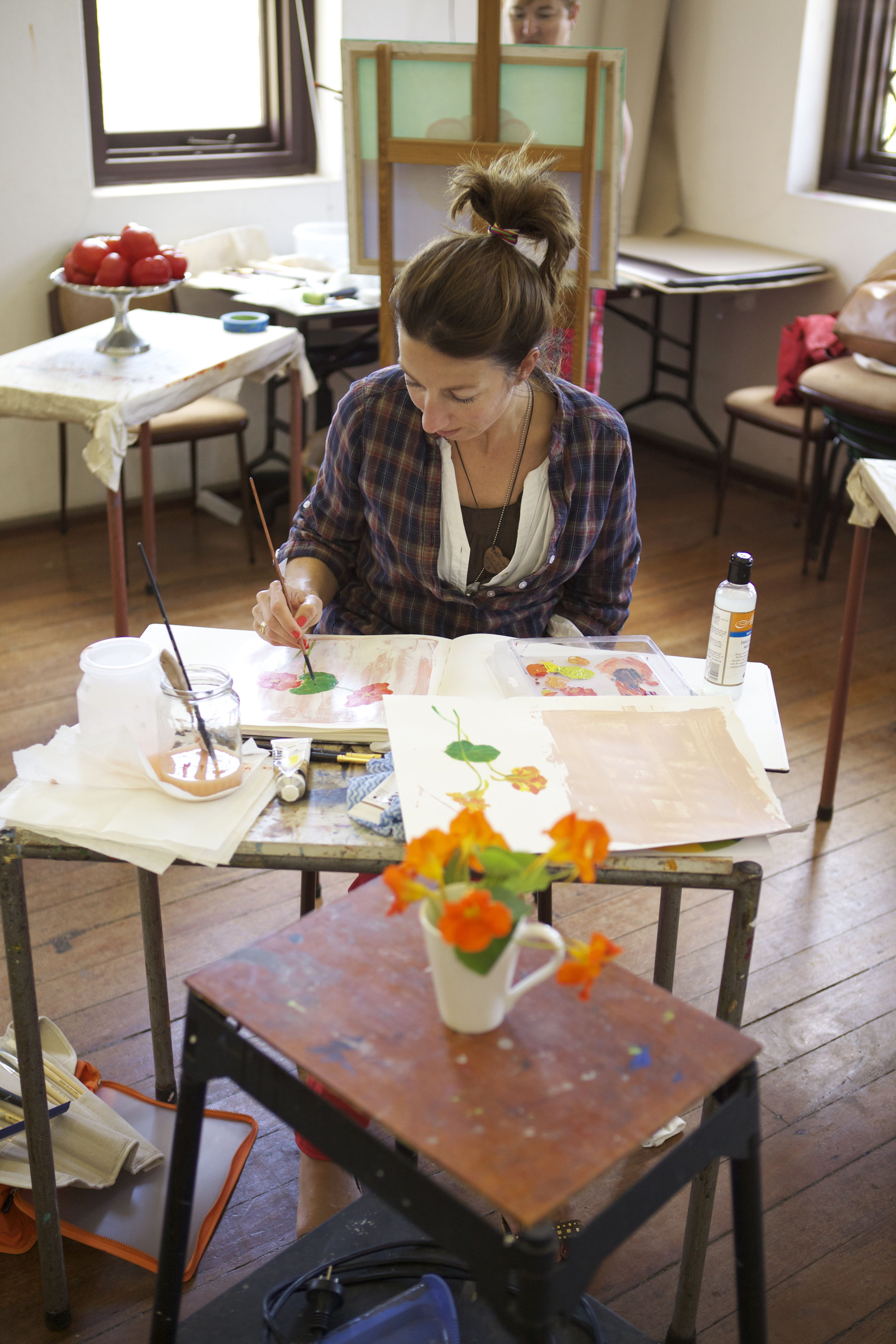 Painting   Art courses, Art classes, Heritage building