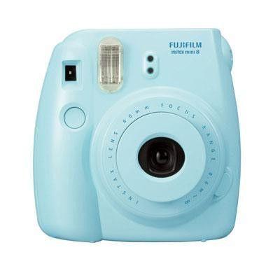Mini 8 camera blue