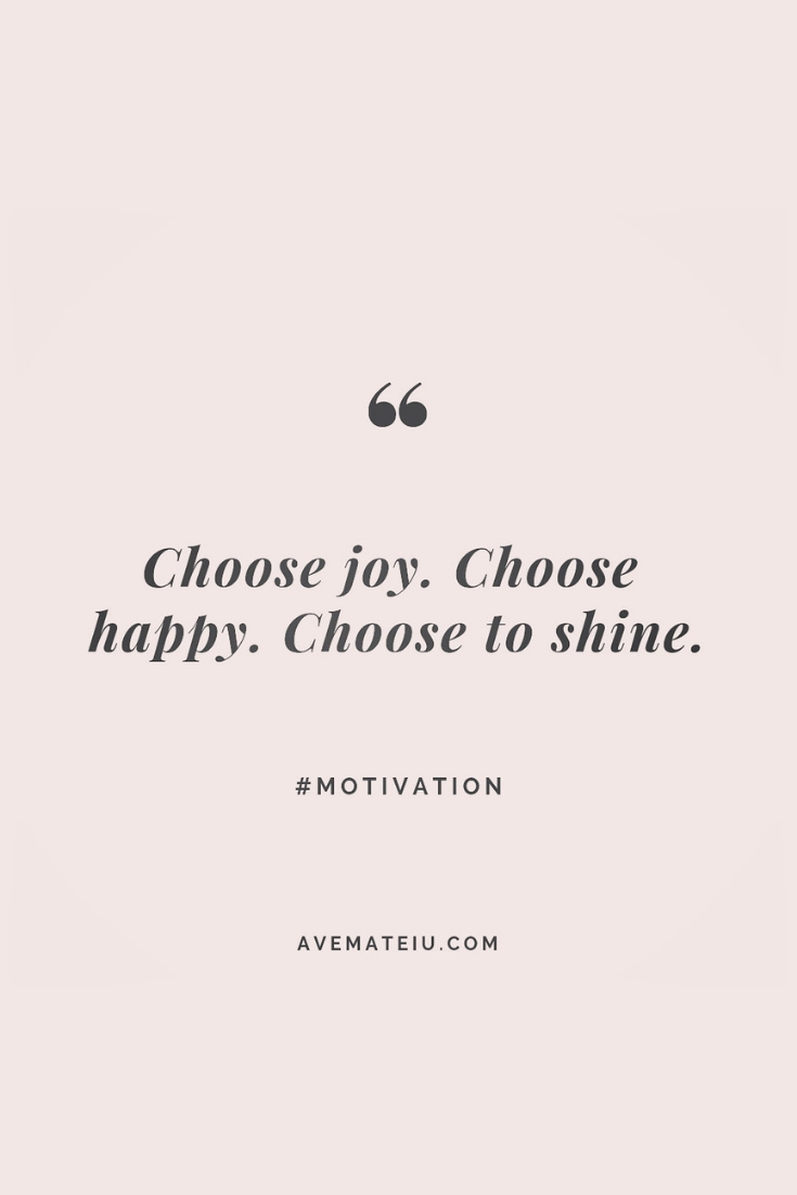 Motivational Quote Of The Day - January 5, 2019 - Ave Mateiu