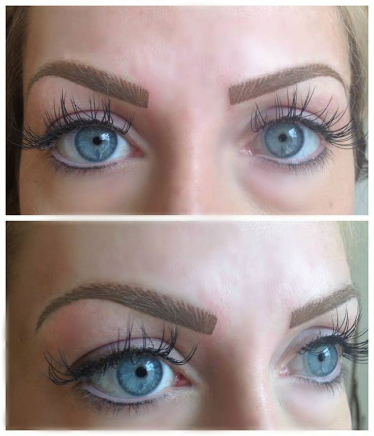 The Best Place For Cosmetic Tattoo In Melbourne Eyebrow Feathered