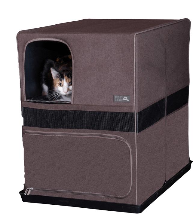 Best Litter Box Furniture PetGuide in 2020 Pet cat
