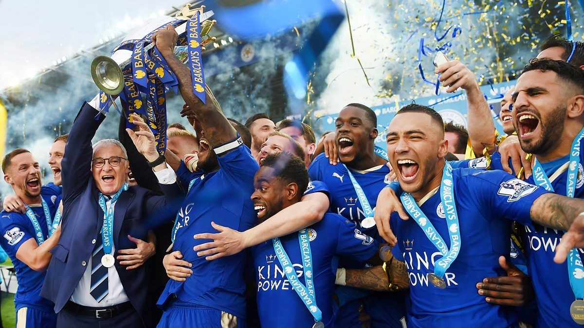 BBC documentary Leicester's impossible dream Gary