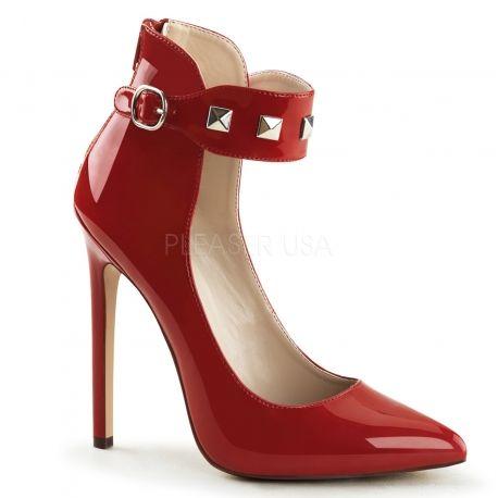 Les Rouges L'esprit Dans FétichisteDécouvrez Escarpins Chaussure rCBxeWdo