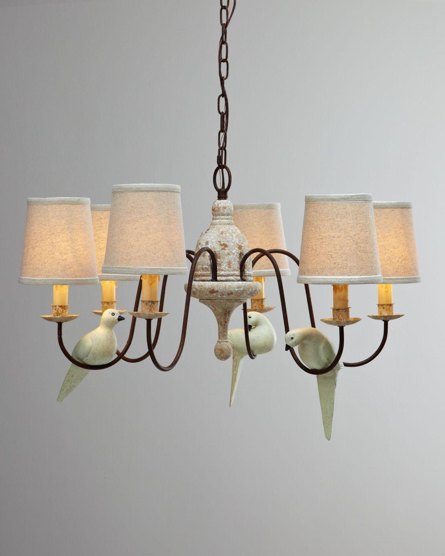Regina andrew design bird chandelier horchow lighting lamps regina andrew design bird chandelier arubaitofo Image collections