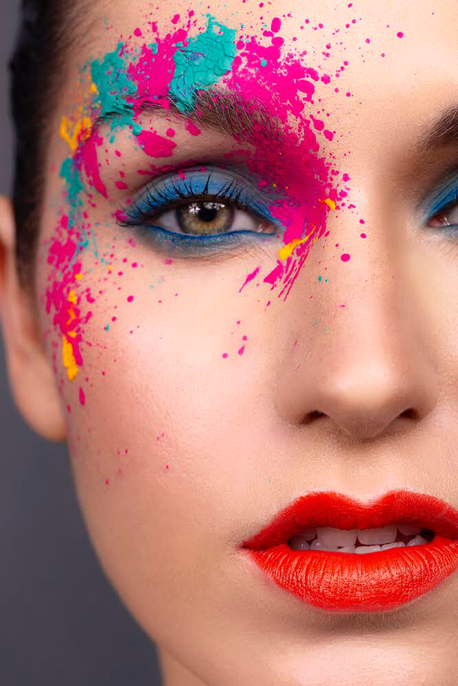 Had an incredible shoot at the makeup forever academy. My